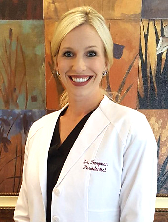 Meet the Doctors Christen S. Bergman, DDS., MS.